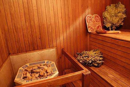 Типы деревянных бань
