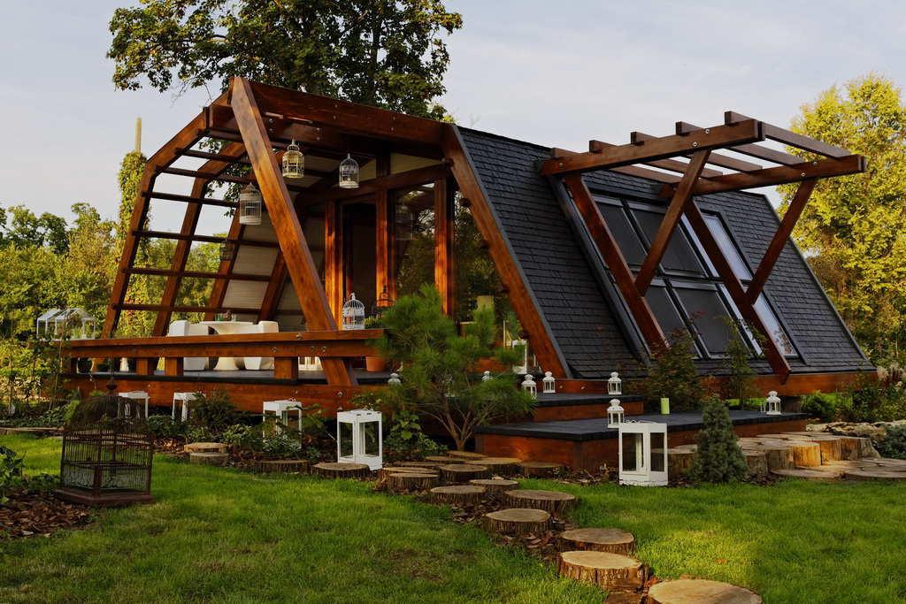 Дизайн доступных домов
